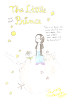 The Little Half-blood Prince #1 by SunnySorceress