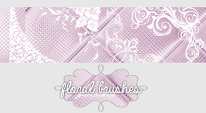 Floral Brushes by Peerfectboyfriend
