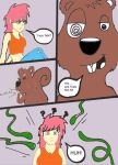 Old Stuff: Rosie Meets the Squirrel part 2 by pabuluz
