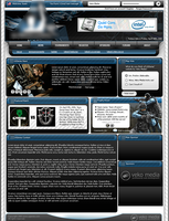 UGSeries Template - FOR SALE by VekoMedia