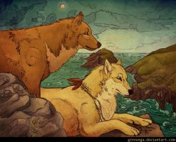 Wolf Roost Islands by Ginnunga
