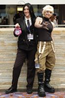 Hellsing - Rip and Zorin by 17965