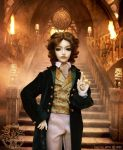 Eighth Doctor Doll Cosplay by Niki-UK