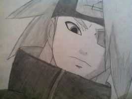 Deidara by PrincessOfYuri