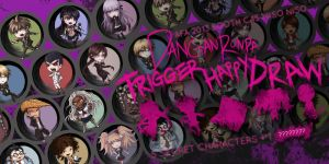 DR Trigger Happy Draw!! by kirikaito