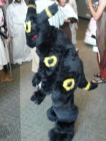 Otakon 2009 Cosplayer Umbreon by Ho-ohLover