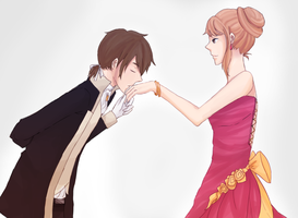 CH: May I have this dance? by Faiell