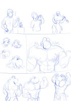 Yoshi TF comic :sketch: by CaseyLJones