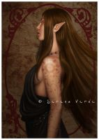 The Blind Fate by SerenaVerdeArt
