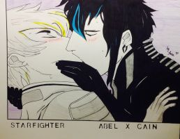 Abel and Cain! by jossaniwa12345678