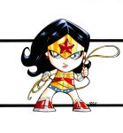 Baby Wonder Woman by olivernome