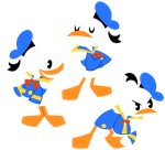 Duck Doodles by Sprits