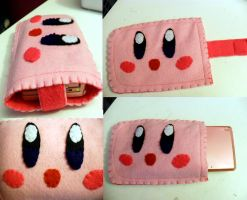 Kirby 3DS Case by lkcrafts