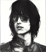 Julian Casablancas by shwamantha
