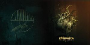 Chimaira - Resurrection SE CD by damnengine