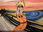 naruto in the scream by narufag