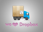 We love Dropbox by luisperu9