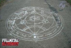 ::FMA:: Transmutation Circle by Beresclet