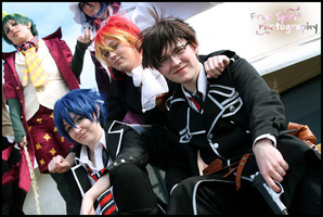.:Ao No Exorcist ~ Teacher's Students:. by Rainbow-Dreams-Pro
