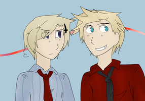 APH - casually otps by jaylord-the-idiot