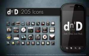 dn'D Icon Pack by Thoums