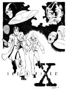 X-Files -The Truth is Out There! by frankdawsonjr