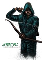 YOU FAILED THIS CITY - Arrow by earache-J