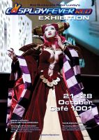 Cosplay Fever Red poster 1 by CosplayFever