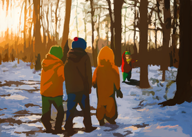 Southpark by BeaMon