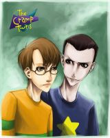 the Cramp Twins by lilpunky