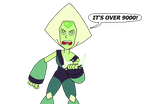 Peridot's Scouter by Supajames1