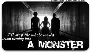 Monster by Paramoreistic