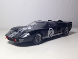 Ford GT40 / 4 by angelneo107