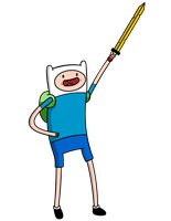 Finn the human by LMead