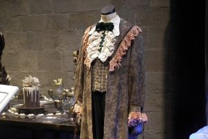 Ron's Yule Ball Outfit by MissNuttyTree
