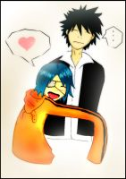 Air Gear - It's Guy Love? by JeyR