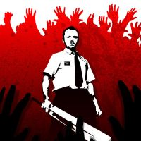 Shaun of the Dead by VermilionTears