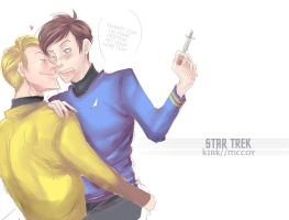 Request-Kirk and McCoy by Mkb-Diapason