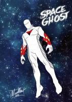 Space Ghost 1 by Needham-Comics