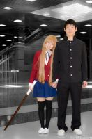 Toradora Cosplay at Acen 2011 by fotaku