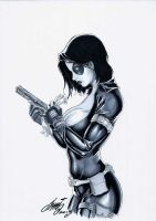 DOMINO x-force by HM1art