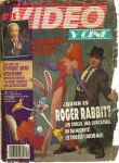 roger rabbit  portada en video by tolan68