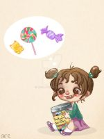 CANDY!! by tissa