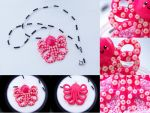 Pink Octopus by Shelby-JoJewelry