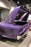 Winged wonder in a ragtop by finhead4ever
