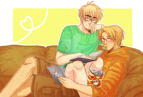 APH Carrots and Peas 2 by Owyn-Sama