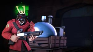 SFM Poster: The Loadout Commission by PatrickJr