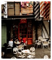 camden cafe by rosagia