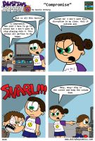 Compromise by DairyBoyComics