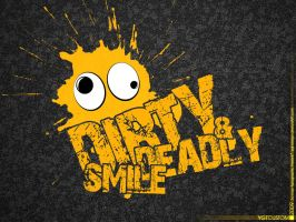 Dirty Smile by ygt-design